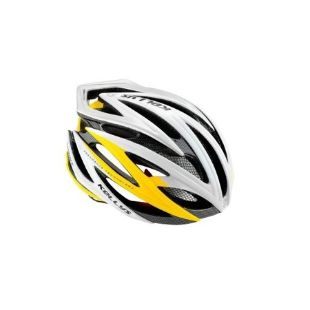 Kask ROCKET yellow L Kellys